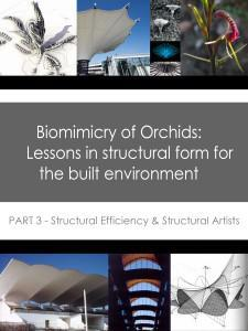 Learning from nature - Biomimicry - is not new to Architecture, in fact many of the best architects in history have learnt a great deal from the forms of Nature. Shell structures for example.
