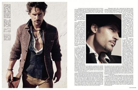 More about Joe Manganiello in Flaunt Magazine