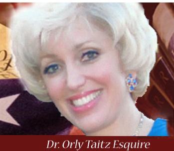 Orly Taitz won, or so she says.
