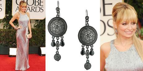 Nicole Richie Fab FindsFab Find Friday: All That Glitters at the Golden Globes