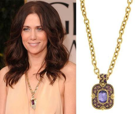 Kristen Wiig Fab FindsFab Find Friday: All That Glitters at the Golden Globes