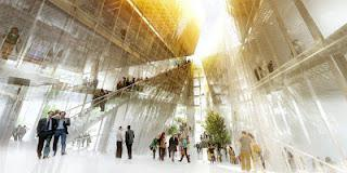 BIG + OFF WIN COMPETITION TO DESIGN RESEARCH CENTRE FOR THE UNIVERSITY OF JUSSIEU IN PARIS