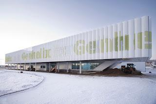 The Architecure of Genhelix - a contemporary biopharma facility