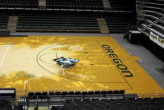 The Matthew Knight Arena in Eugene Oregon - Designed by TVA Architects