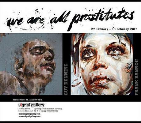 GUY DENNING AND FRANK RANNOU - 'WE ARE ALL PROSTITUTES'