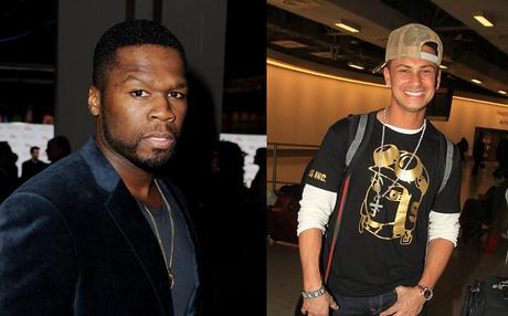 50 Cent Teams With Pauly D. For New Custom Headphones