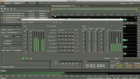 Adobe Audition CS6 Mixing Tutorial - Paperblog