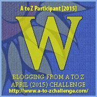W is for Wanderlust
