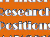 Indore Research Positions 2015