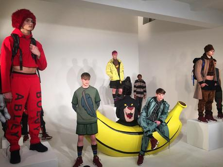 Laughing All The Way To The Rack:  Bobby Abley Fall/Winter 2015 Mens Collection Review