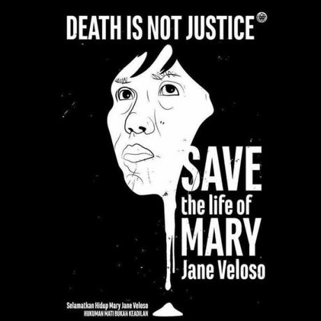The controversy Mary Jane death penalty in Indonesian
