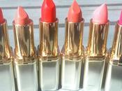 L'Oreal Lipstick Haul