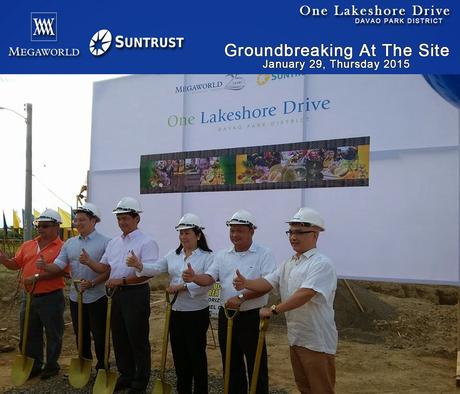 #Davao Park District Groundbreaking at The Site