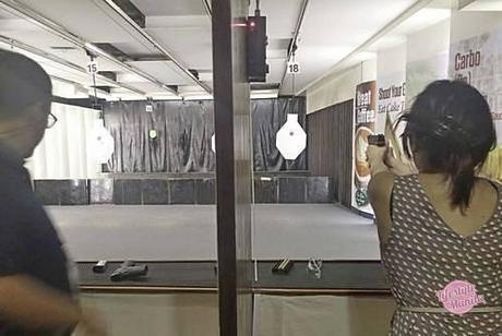 Stronghand Shooting Range 9mm
