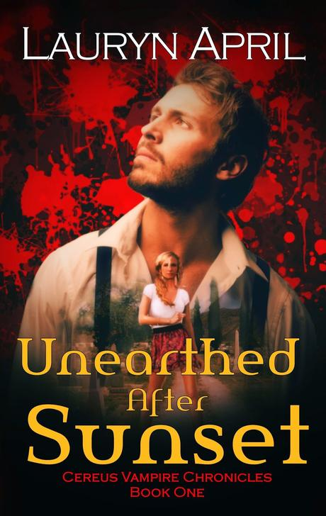 Cover Reveal: Unearthed after Sunset