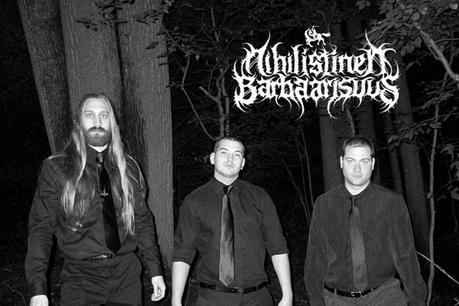 NIHILISTINEN BARBAARISUUS' 'The Child Must Die' Out Now and Streaming