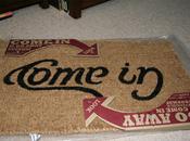 Classy Doormats Have Unique Creative Entryway
