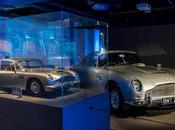 "Bond Motion: London Celebrates Years Bond"" with James Vehicle Exhibition"