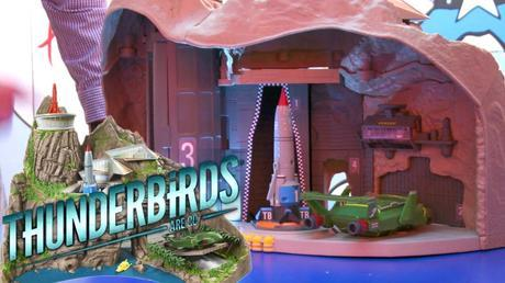 Thunderbirds Are Go - Tracy Island