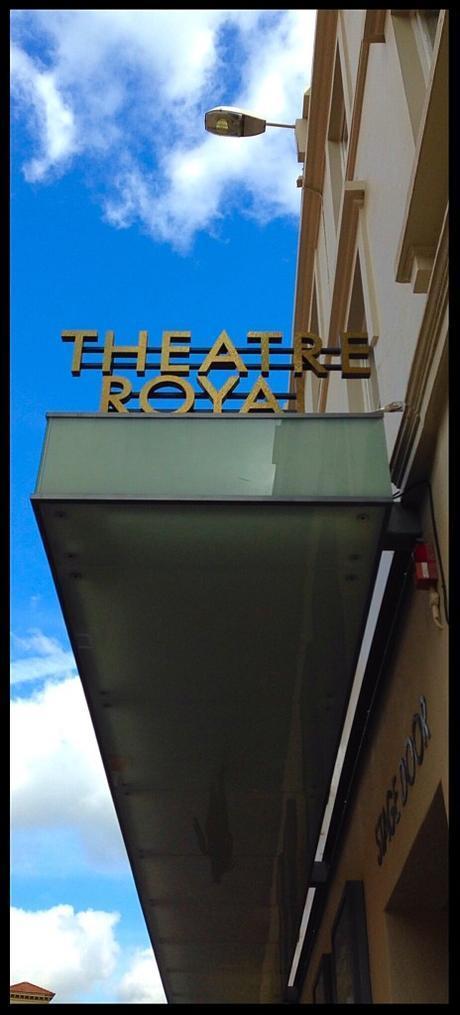 theatre royal glasgow balcony bites glasgow foodie food and drink glasgow food blog