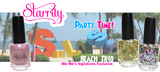 Starrily Party Time! Siloso Beach Trio