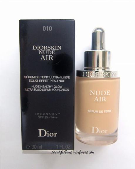 Dior Nude Foundation Reviews 120