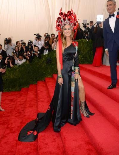 Top 6 Best Looks from the 2015 Met Gala: