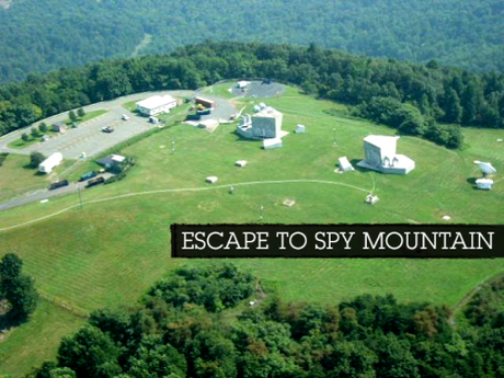 Mountain in Virginia has secret underground bunker for spooks