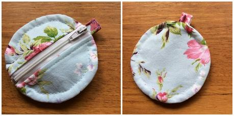 Making your own Ear Bud Ear Phones Pouch