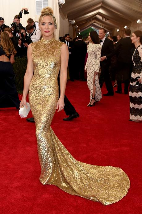 Met Ball 2015 Kate Hudson