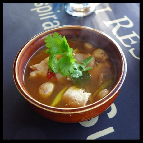 tom yum soup chaophraya cooking class thai edinburgh glasgow food drink glasgow foodie