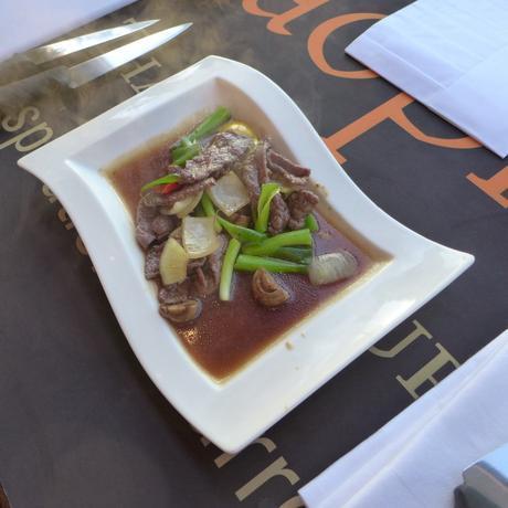 beef black pepper chaophraya cooking class thai edinburgh glasgow food drink glasgow foodie