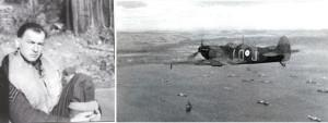 Gallant RAF Pilot Who Went Down in the Channel and Perished