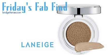 Friday's Fab Find: Laneige BB Cream