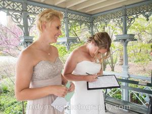 same-sex wedding central park ladies' pavilion