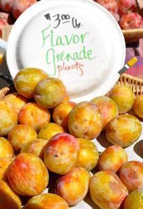 Flavor Granade Pluots