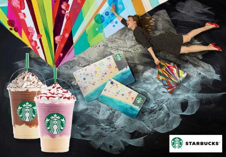 Gear Up For Summer Fun With Starbucks Singapore