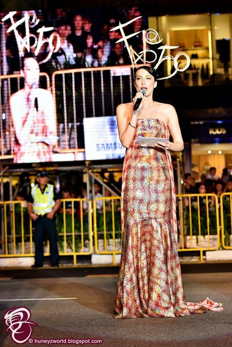 6 Weeks Of Fashion Celebration Kickstarted With Samsung Fashion Steps Out 2015 Along Orchard Road