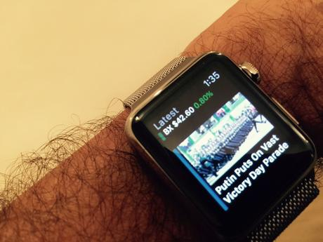 Apple Watch: I have one around my wrist (finally)!
