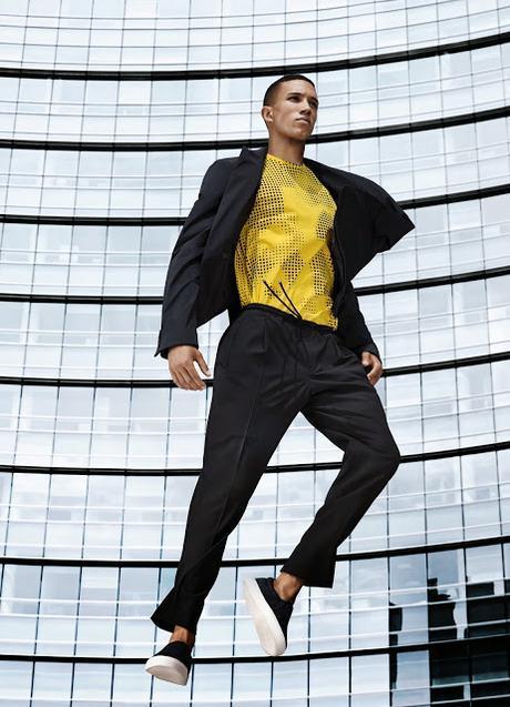 Shopping, Style and Us - Ermenegildo Zegna Menswear Spring Summer 2015 Photos