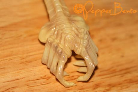 Science Fiction & Horror Humor Kotobukiya Alien Face Hugger Chopsticks Without Return Aliens, Avp