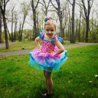 * Avrie's 1st year of Dance!