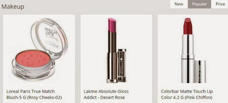 Buy Branded Makeup Products Online At Amazing Discounts