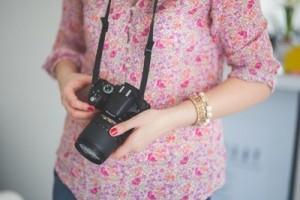 floral shirt - camera