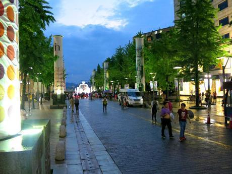 City Centre Hangzhou China