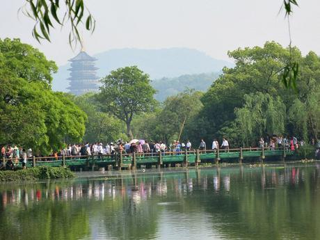 Visiting China   Hangzhou