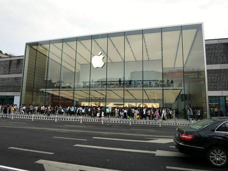 Apple Stores China