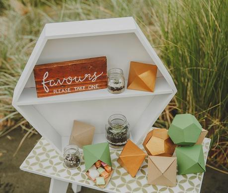 A Seaside Picnic Love Story . Modern Wedding Inspiration For The Unique Couple