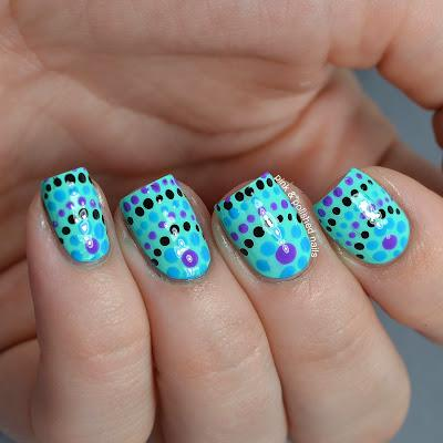 Simple Cool Dotticure