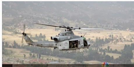 Nepal Eq - Indian rescue - missing US copter and hydroelectric dam in Tibet